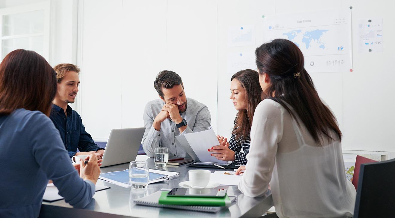 Firmaaftale med erhvervsrens
