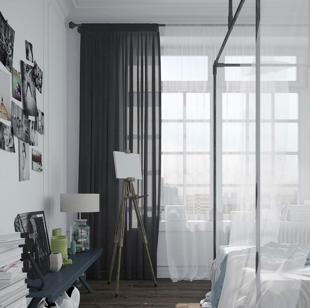 Rens og vask af gardiner