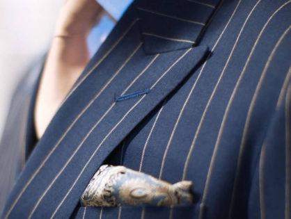 Rens af jakkesæt