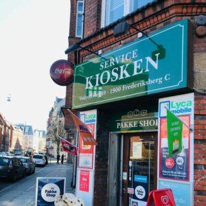 Service Kiosken